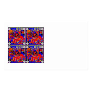 Circuit (Printed Circuit Board) Business Cards