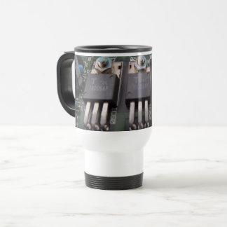 Circuit Stainless Steel 15 oz  Mug