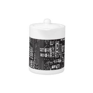Circuit Teapot