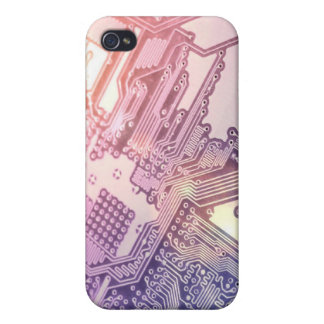 Circuitboard iPhone 4 Case