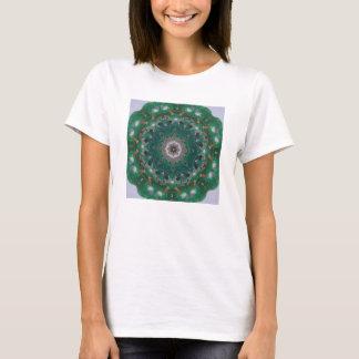 Circuitboard Mandala T-Shirt