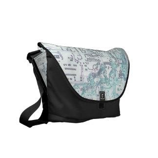 circuitI Courier Bag