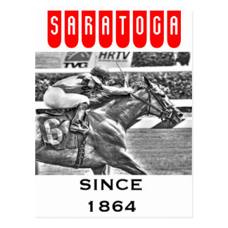 Circuito de carreras de Javier Saratoga Tarjetas Postales