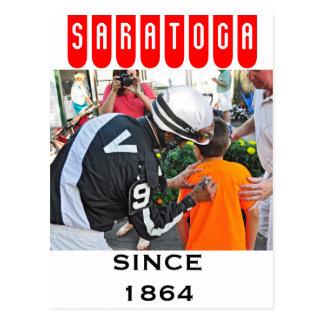 Circuito de carreras de Juan Velasquez- Saratoga Postales