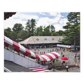 Circuito de carreras de Saratoga Impresiones Fotograficas