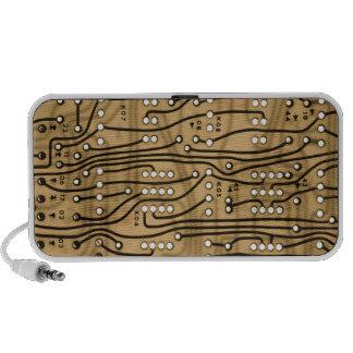 circuito electrónico IC Altavoz De Viajar