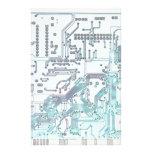 circuito electrónico  papeleria