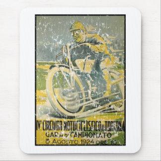 Circuito Motociclistico-1924 - apenado Alfombrilla De Raton