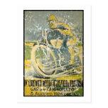 Circuito Motociclistico-1924 - apenado Postales