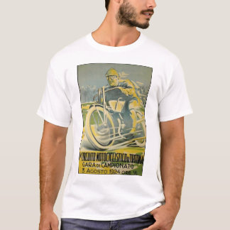 Circuito Motociclistico-1924 Playera