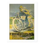 Circuito Motociclistico-1924 Postales
