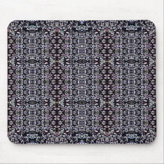 Circuitos 11 del negro mouse pads
