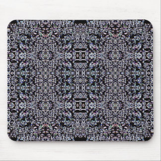 Circuitos 5 del negro mouse pads