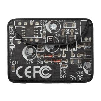 Circuitos integrados fundas para macbooks