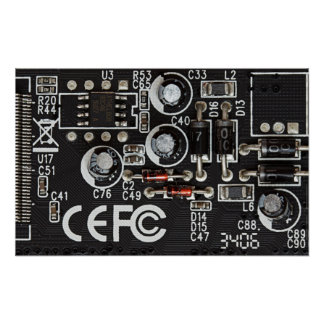 Circuitos integrados posters