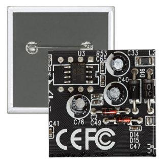 Circuitos integrados pin cuadrada 5 cm