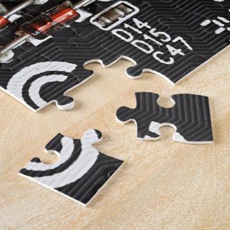 Circuitos integrados rompecabeza