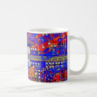 Circuitry Inside (Printed Circuit Board - PCB) Mug