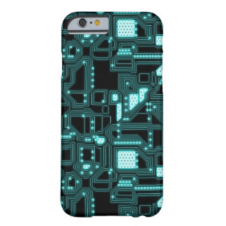 Circuitry Pattern Barely There iPhone 6 Case