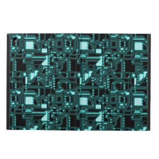 Circuitry Pattern Cover For iPad Air