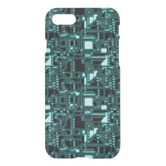 Circuitry Pattern iPhone 8/7 Case