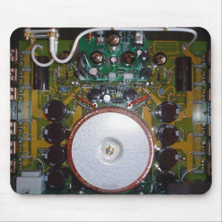 Circuits and Tubes Mousepad