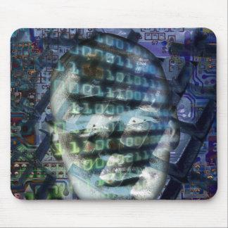Circuits Mouse Pad
