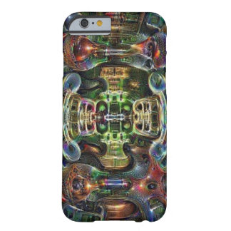 Circular Barely There iPhone 6 Case