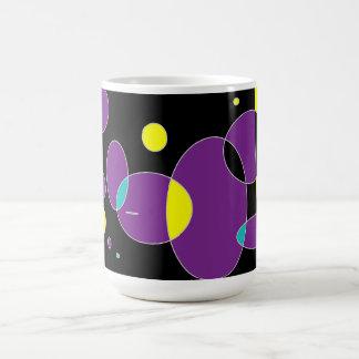 Circular Design-Dots--M- Coffee Mug