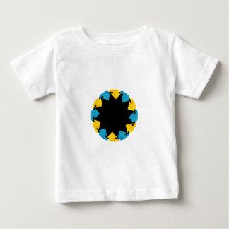 Circular design element baby T-Shirt