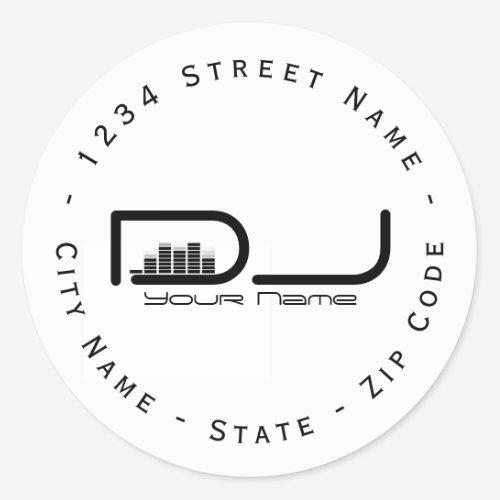 DJ Stickers - DJ Stuff