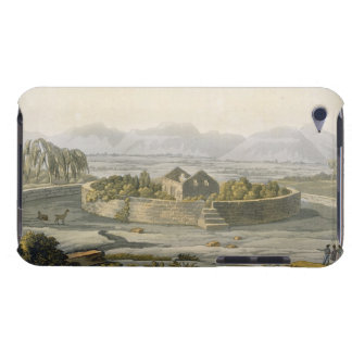 Circular fortress of Cannar, Peru, from 'Le Costum iPod Touch Case