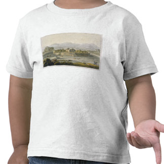 Circular fortress of Cannar, Peru, from 'Le Costum Tshirts