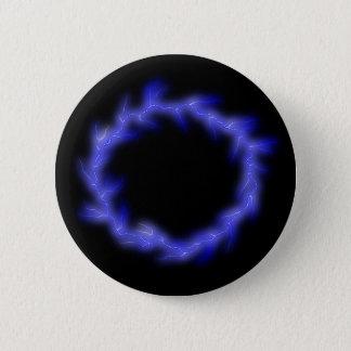 Circular Lightning Button