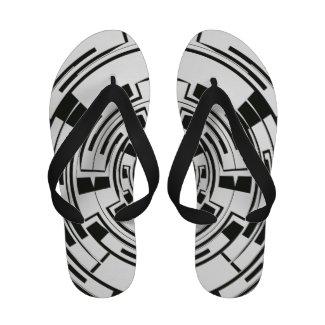 Circular Maze Flip-Flops