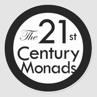 Circular Monads Sticker