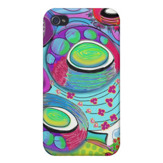 circular motion iPhone 4 cover