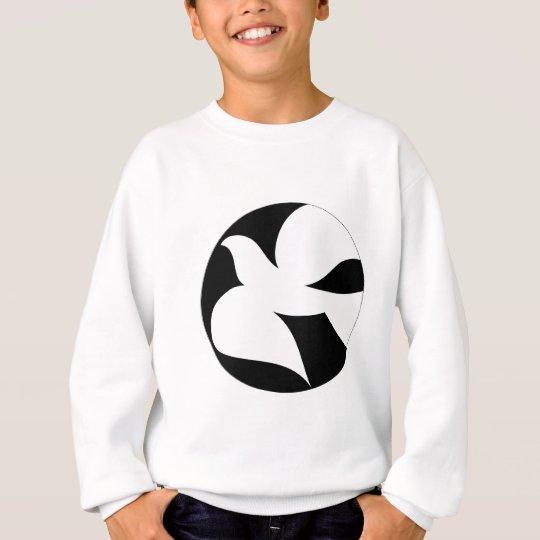Circular Peace Dove Sweatshirt
