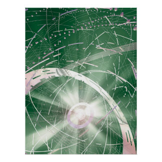 Circular Poster