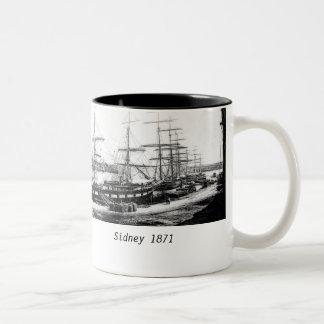 Circular Quay 1871 Two-Tone Coffee Mug