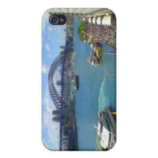 Circular Quay Sydney Cover For iPhone 4