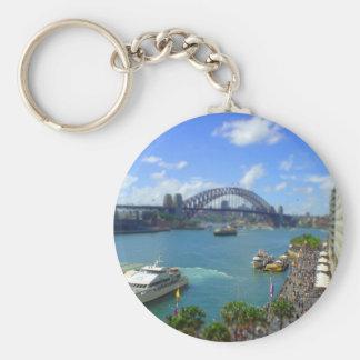 Circular Quay Sydney Keychain