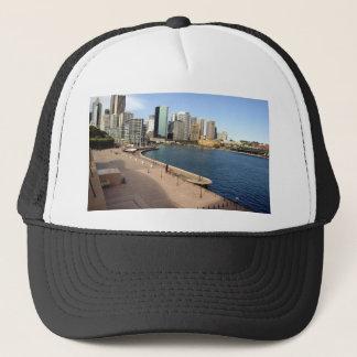 Circular quay, Sydney Trucker Hat