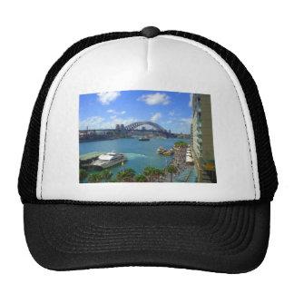 Circular Quay Sydney Trucker Hat