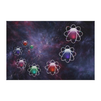 Circular Reasoning Canvas Print