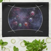 Circular Reasoning Kitchen Towel
