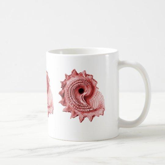 Circular Saw Shell Coffee Mug