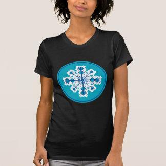 Circular Snowflake Shirts