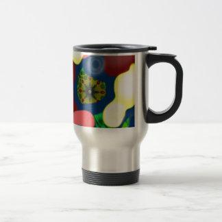 Circular Travel Mug