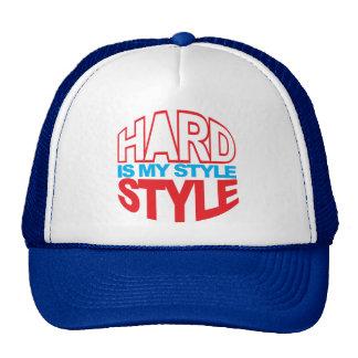 Círculo 2 de Hardstyle Gorra